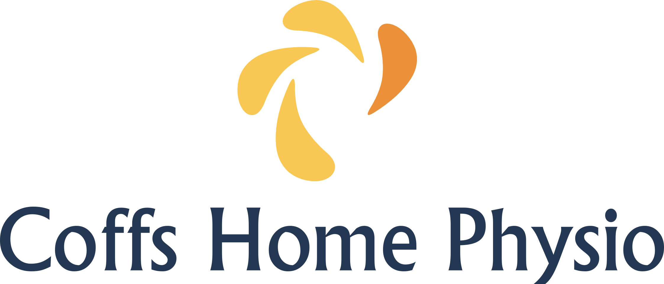 Coffs Home Physio Logo